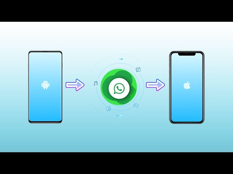 How To Transfer WhatsApp Messages From Android To IPhone - 11 & 11 Pro Max Included