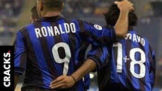 """Iván Zamorano debió entregar la camiseta número """"9"""", pero se quedó con uno mucho mejor...e histórico"""