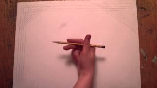 Тренируем руку для рисования