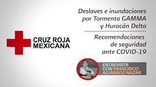 "Francisco A. Nazar de la Cruz Roja, a ""Sana Distancia"" con César Hernández"
