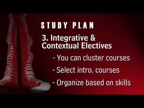 Understanding the Study Plan Form
