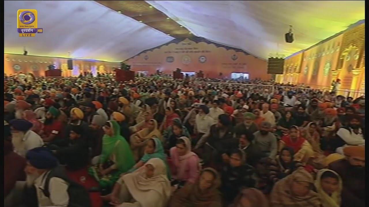 Kirtan Darbar (Prakash Parv)–Live from Gurudwara Sri Ber
