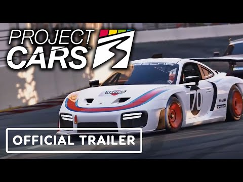 Project Cars 3 - Official Trailer