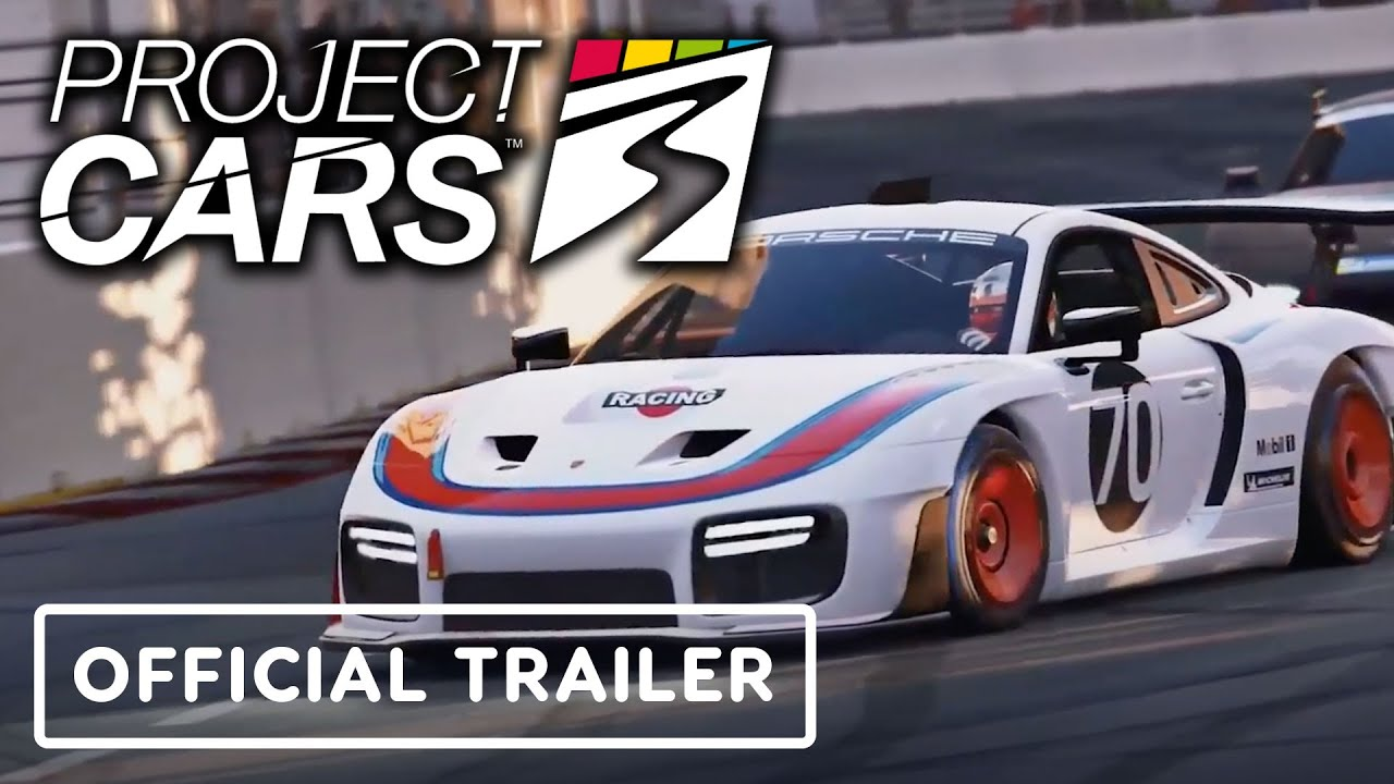 Project Cars 3 - Official Customization Trailer - IGN