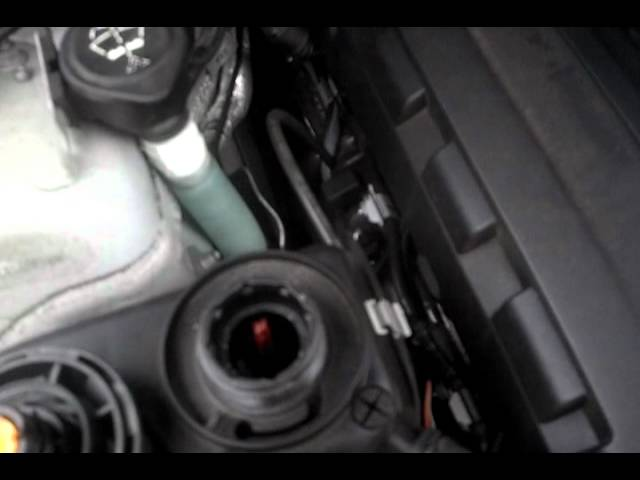 Bmw Low Coolant Adding Coolant Low Coolant Warning How To Add