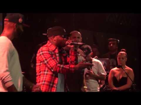 Joe Budden, Joell Ortiz & Royce Da 5'9 Live At SOB's In NYC (September 16, 2014) (720p)