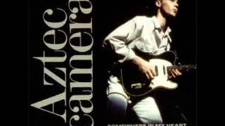 Aztec Camera -  Working In a Goldmine
