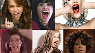 "Female Singers ""SCREAM"" High Notes Live"