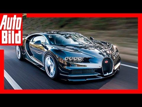 Teuerste auto der welt bugatti  Bugatti Chiron - Renntaxi in Goodwood (Erste exklusive Mitfahrt im ...