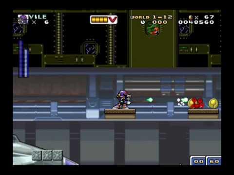Mushroom Kingdom Fusion Demo v0.3: Vile - Covenant Assault