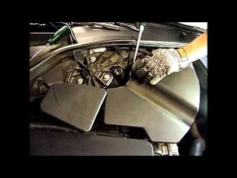 bmw    engine airbox vibration  left dash rattle youtube