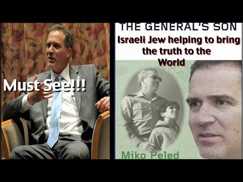 Miko Peled Israeli Jew brings the Real Truth about the conflict