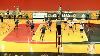 Highlights: Volleyball vs. South Dakota State