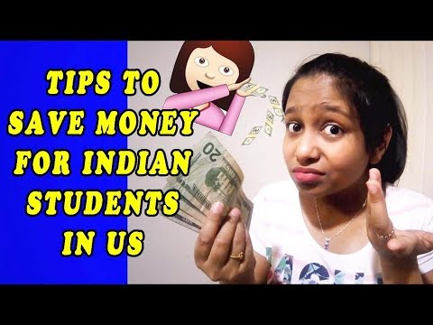 BUDGET TIPS FOR INDIAN STUDENTS IN USA🤑💸 | MONEY SAVING HACKS FOR INDIAN STUDENTS IN AMERICA