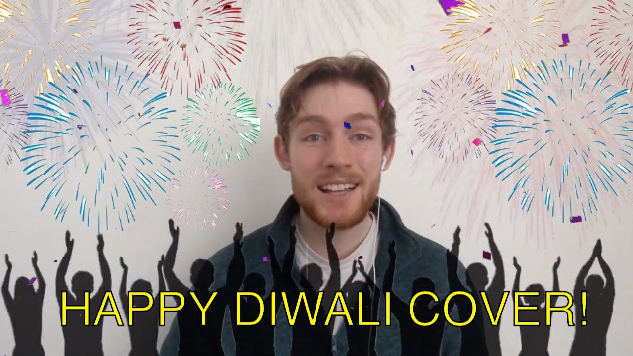 Happy Diwali - David's Cover!