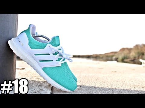 ADIDAS ULTRA BOOST CUSTOM!!! | TIFFANY TUESDAY - EP. 18