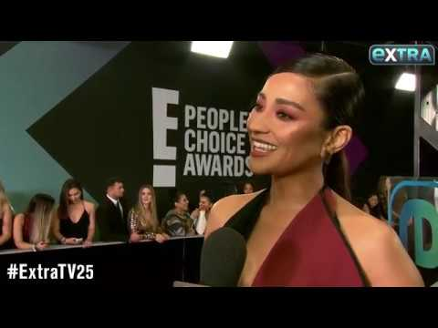 Shay Mitchell Dishes on 'Terrifying' New Movie 'The Possession of Hannah Grace'