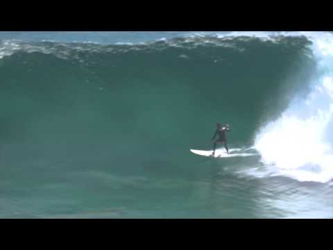 Malibu 8/27/14 Swells from Hurricane Marie