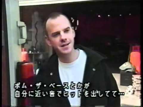 Norman Cook aka Fatboy Slim interview 1990