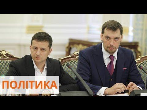 Зеленский и Гончарук обязали начать качественный ремонт дорог Украины