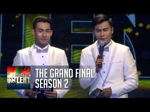 Got Talent Final Of Myanmar
