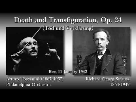 R. Strauss: Death and Transfiguration, Toscanini (1942) R. シュトラウス「死と変容」トスカニーニ