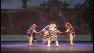 Grupo De Danza Folklórica Mazocahui - Danza De Los Viejitos (michoacán)