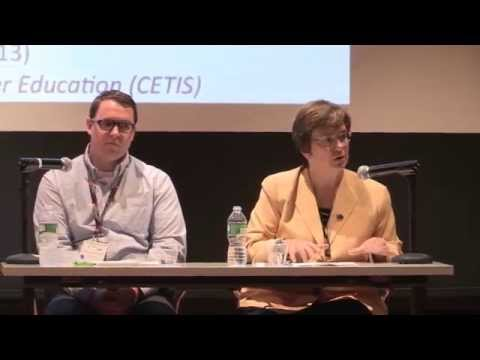 LEARNING WITH MOOCS 2015 | Funding & Sustaining Online Learning | PANEL
