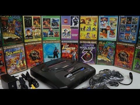 Игры моего детства на приставке Sega Часть 4 [ Через эмулятор на Android ]