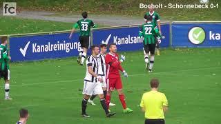 10. Spieltag: 1. FC Bocholt - Spvg Schonnebeck 1:1 (0:0)