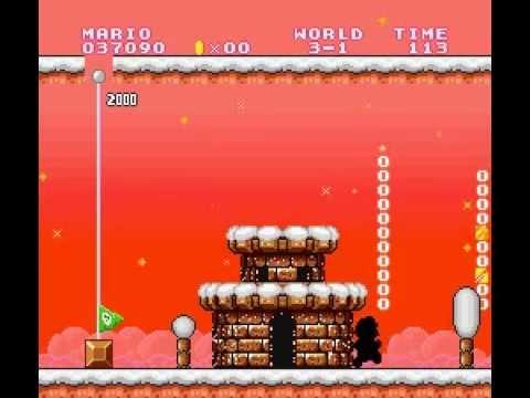 <b>Super Mario</b> Bros. (SNES): Messing around with PAR <b>codes</b> Pt1 - YouTube