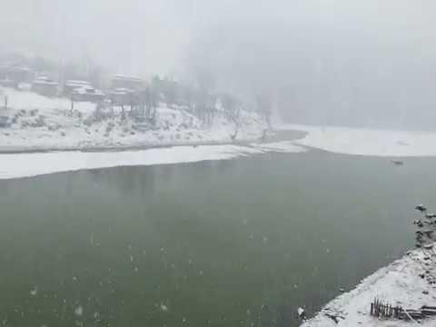 snowfall 2017- Kashmir 2017-murree 2017- ayubia 2017-naran 2017-islamabad 2017