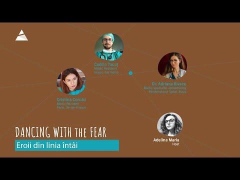 Eroii din linia întâi - Podcast Dancing with the fear