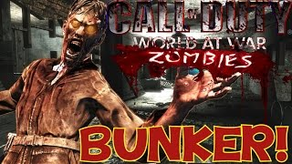 """origins Staffs!!!"" - Custom Zombies ""bunker"" Finale (cod Waw Custom Zombies)"