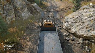 SnowRunner - #2 Ребусы по ремонту дорог