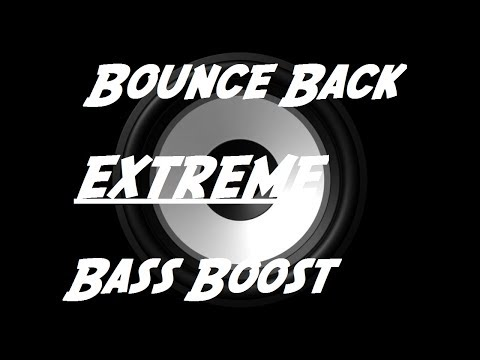 Big Sean - Bounce Back EXTREME BASS BOOST