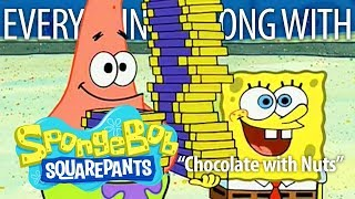 """Everything Wrong With SpongeBob SquarePants """"Chocolate With Nuts"""""""