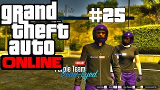 GTA 5 ONLINE Sumo Mission FUNNY (CAR FIGHT MAPS) PC 2016 1080p #25