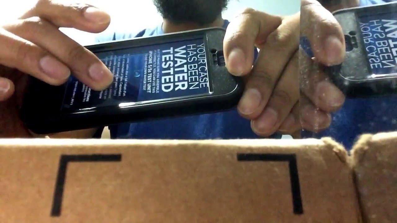 Iphone Se Lifeproof Nuud Case Installation Instructions