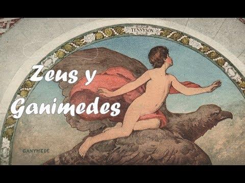 Diálogos De Los Dioses IV: Zeus Y Ganimedes