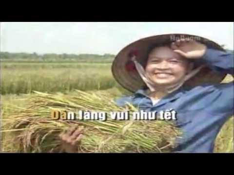 [Karaoke MV HD] Ngày Mùa - Trọng Tấn