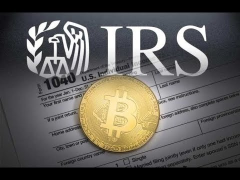 IRS To Update Cryptocurrency Tax Guidance