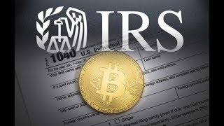 BREAKING: IRS To Update Cryptocurrency Tax Guidance