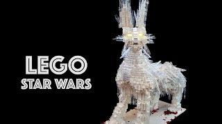 Amazing LEGO Vulptex Crystal Fox from Star Wars: The Last Jedi