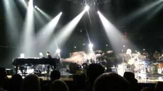 "Elton John ""Funeral For a Friend/Love Lies Bleeding"" Maverik Center in Salt Lake City Sept 19, 2014"
