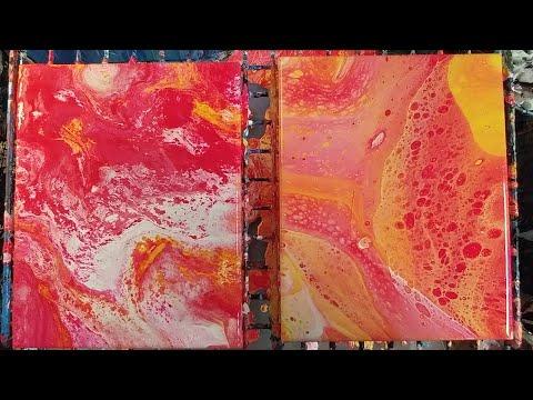 Tempera vs acrylic paint