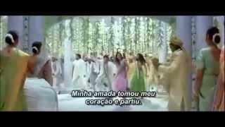 Dil Vich Lagya - legendado PT-  trilha filme Chup Chup Ke