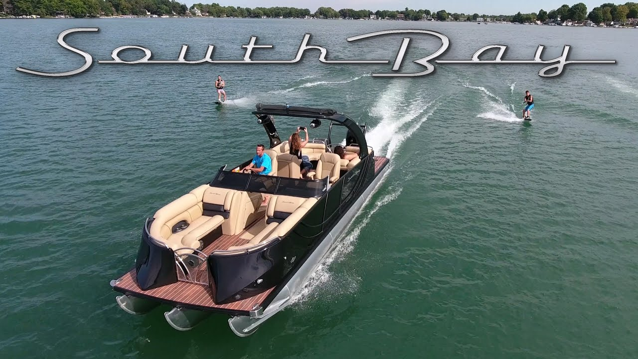 Image result for south bay pontoons