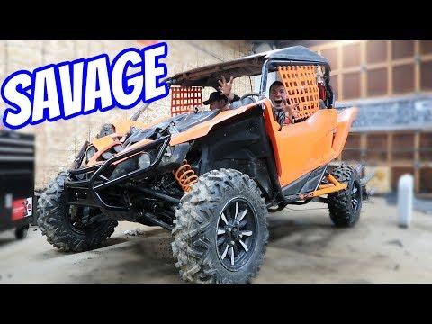 1000cc SAVAGE MACHINE!!