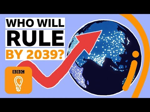Which Countries Will Hold The Power In 20 Years' Time? | BBC Ideas